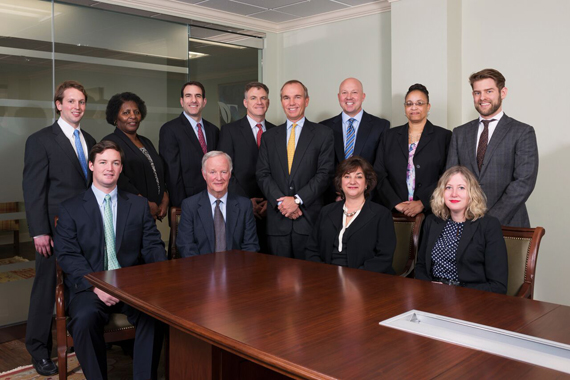 Tufton Capital Management staff